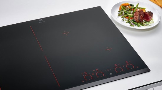 what is induction hob
