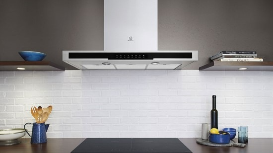 low noise range hood