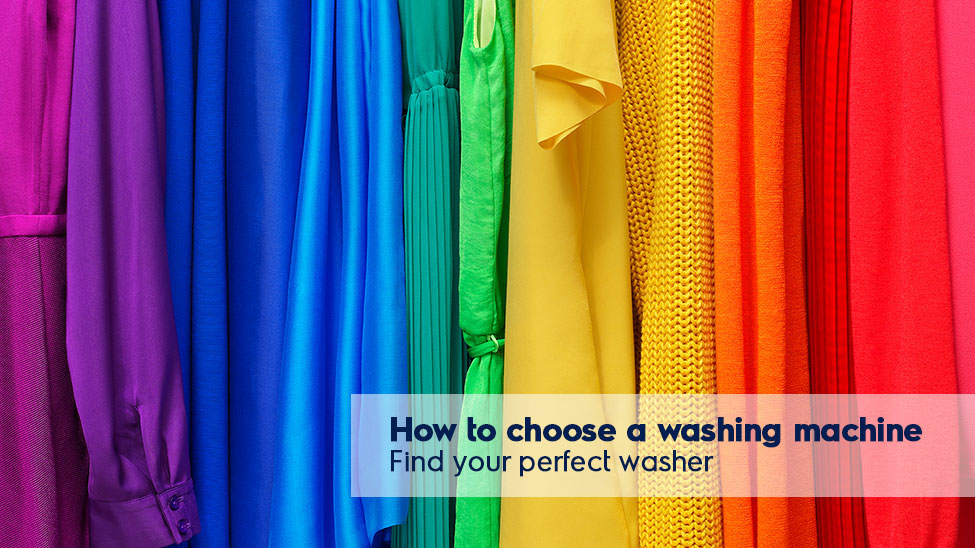 Electrolux Phillipines How to choose a washing machine