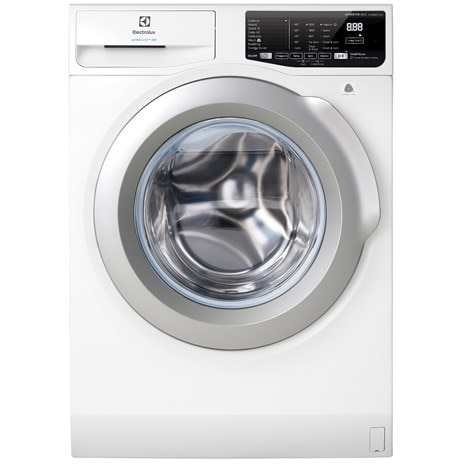 8kg UltimateCare™ 500 Washing Machine - Silver Door