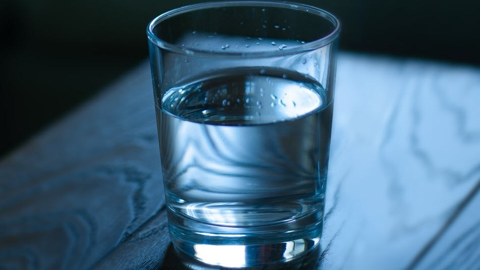 Chilled water on demand