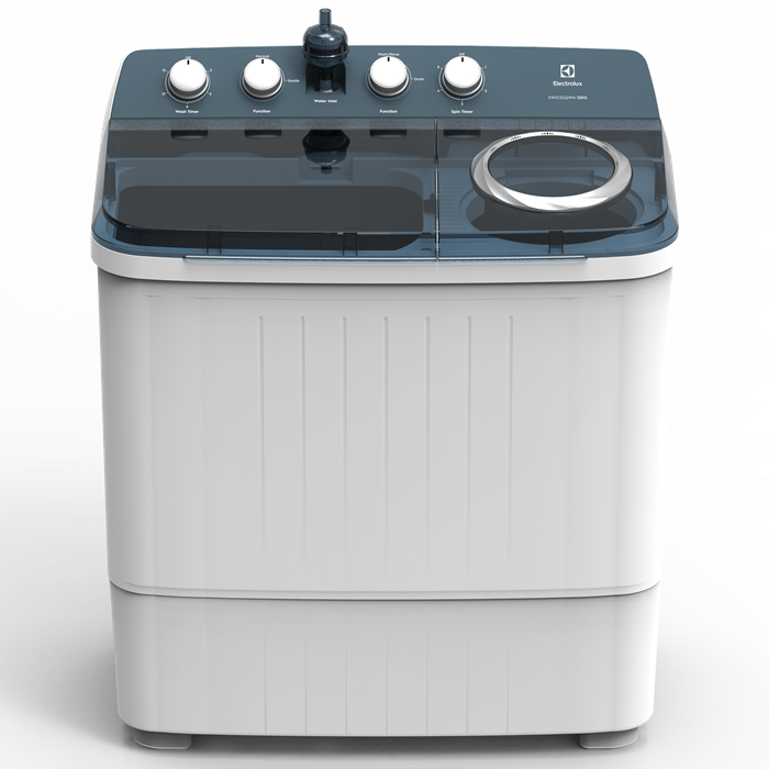 12kg Twin Tub Washers with Power Pulsator
