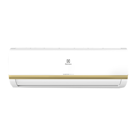 Vita Inverter Split Type Air Conditioner 1.0HP - White Gold Strip